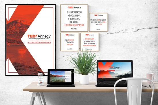 TEDxAnnecy - Communication Web Conférence Annecy
